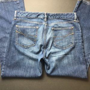 GAP Jeans - Gap curvy flare jeans. EUC.
